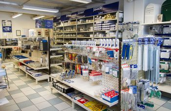 Myymälä - Suupohjan Lukko